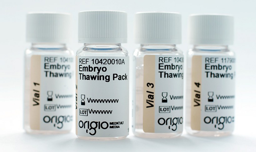 Embryo Thawing Pack