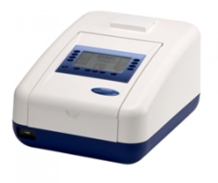 Model 7310 single beam, scanning, visible (320-1000nm) spectrophotometer