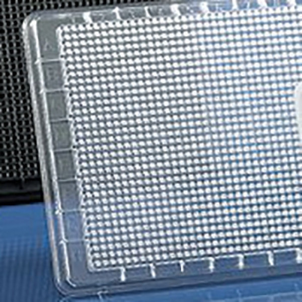 Microplate 1536-well F-bottom cellGrade™