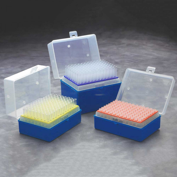 Empty Racks for 10, 20, 200 and 250µl Fastrak Pipette Tips Tips