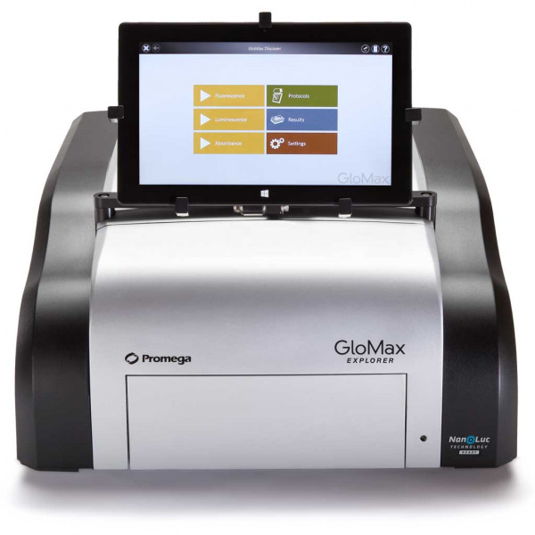 GloMax Explorer with Luminescence and Fluorescence