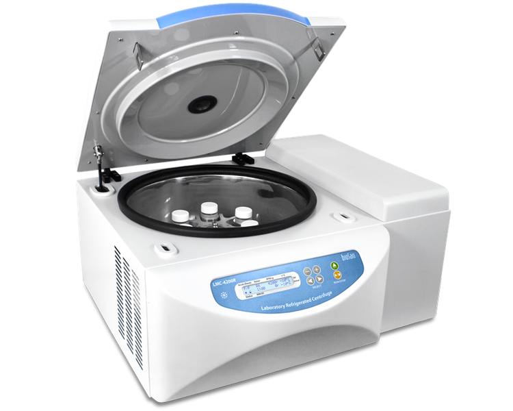 LMC-4200R, Refrigerated laboratory centrifuge