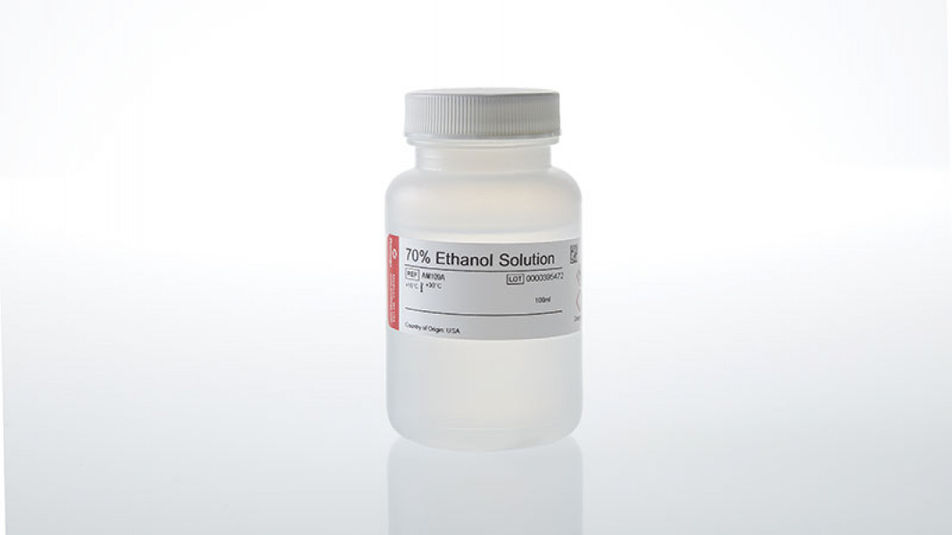 70% Ethanol Solution